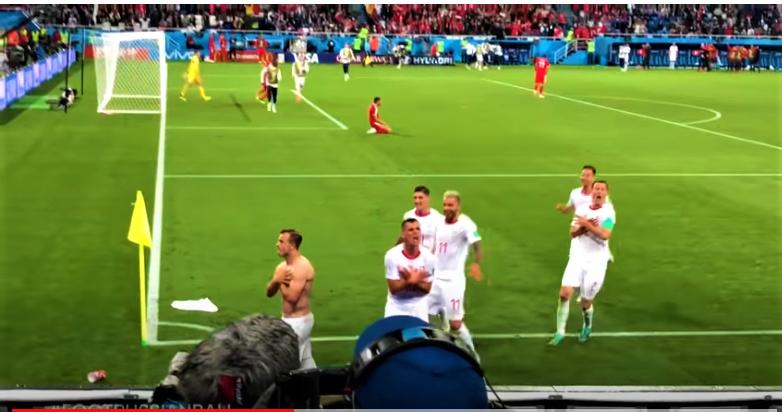 Bëri shqiponjën në ndeshjen e Zvicrës kundër Serbisë  pensionohet ish ylli i Juventusit