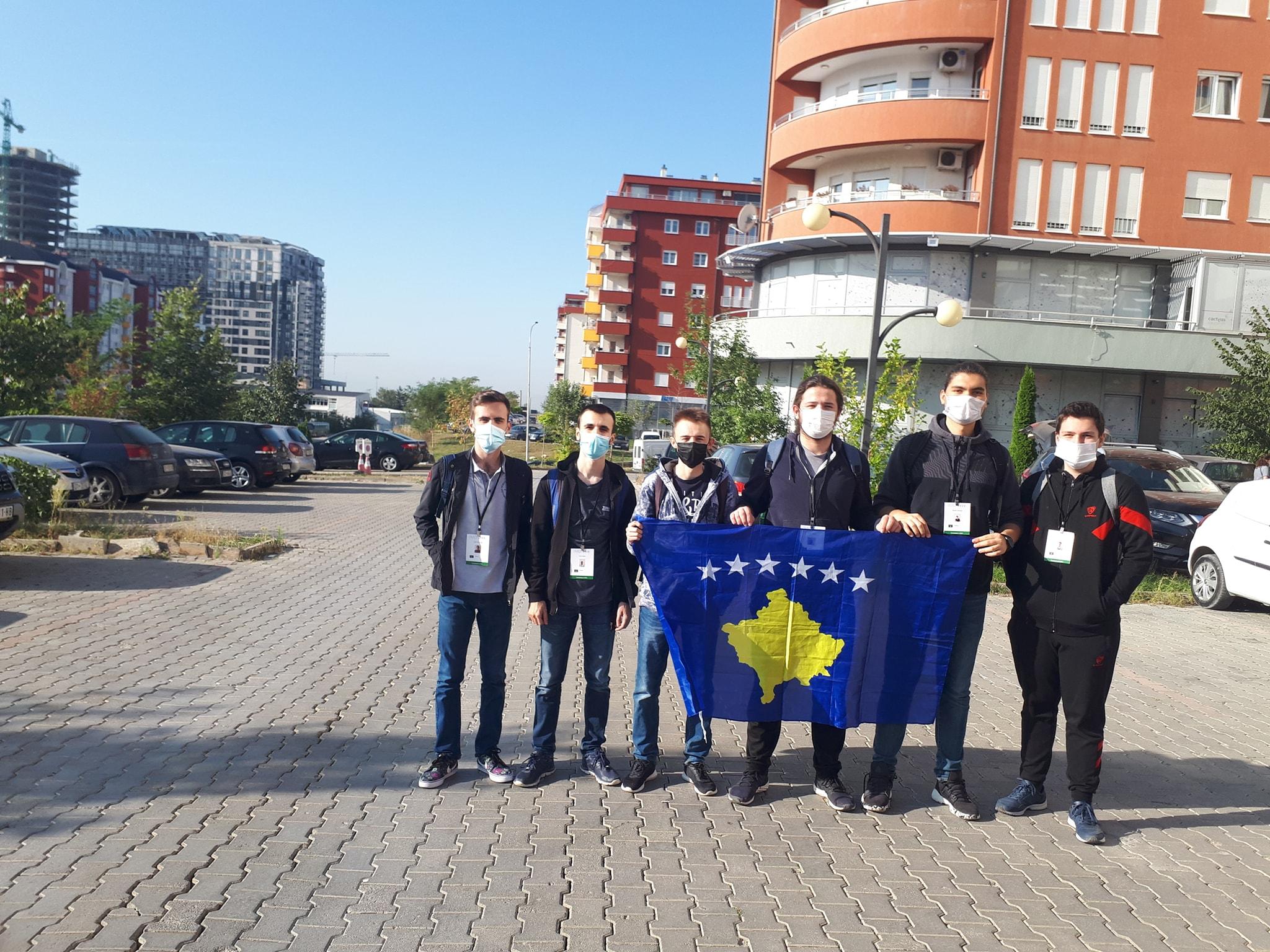 Kosova fiton pesë Mirënjohje Nderi në Olimpiadën e Matematikës Ndërkombëtare