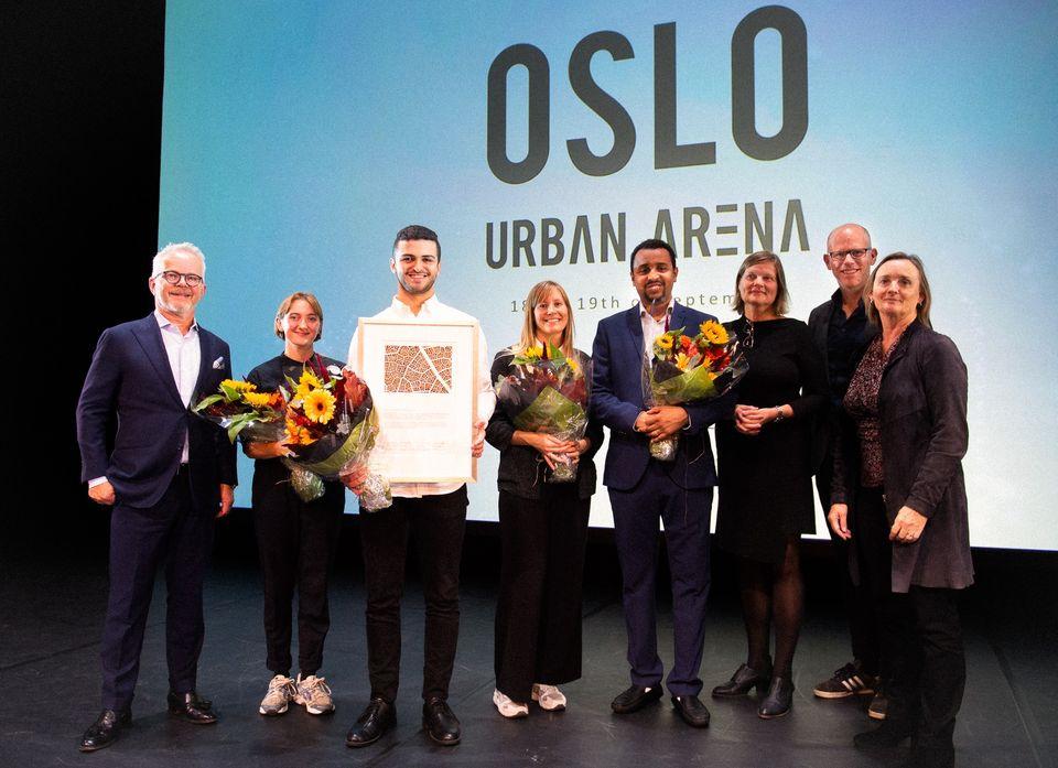 Arkitekti Atdhe Belegu nga Norvegjia  në listën e 10 të rinjve në ngritje