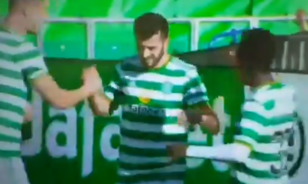 Albian Ajeti shënon prapë për Celticun