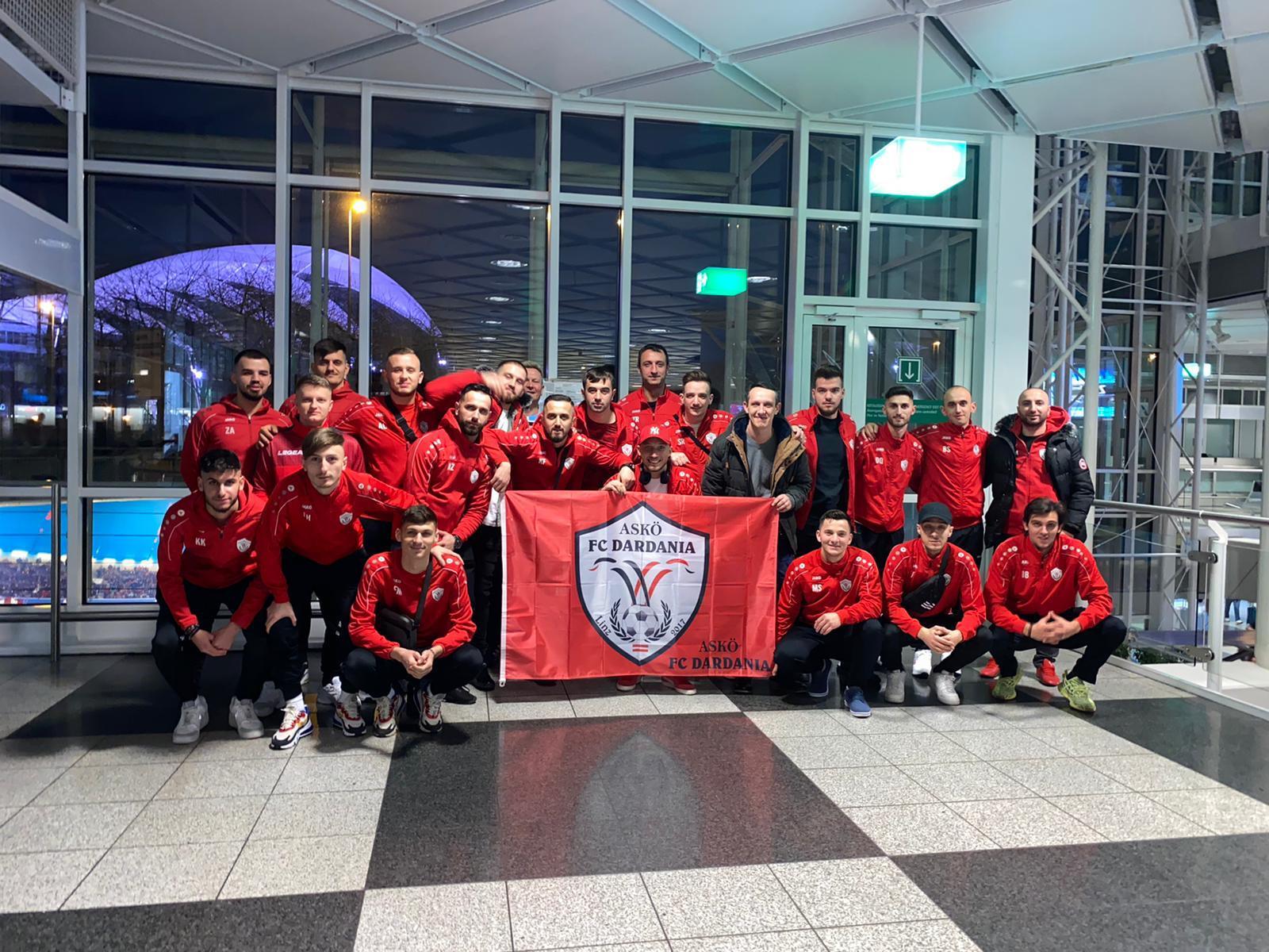 FC Dardania Linz   klubi i parë shqiptar në Austrinë e Epërme
