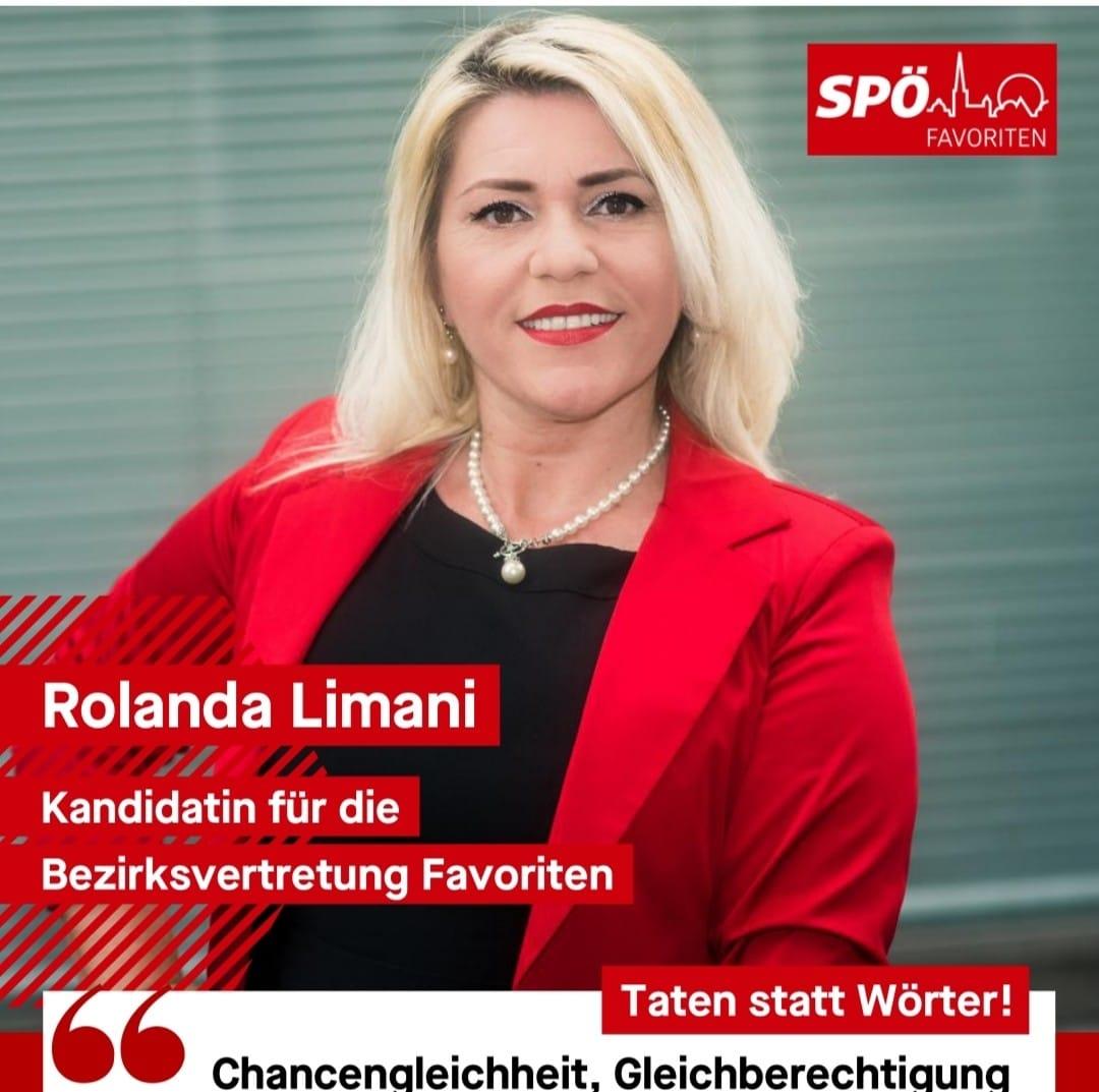 Rolanda Limani