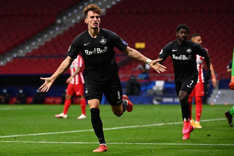 Berisha ia siguron fitoren Salzburgut me dy gola