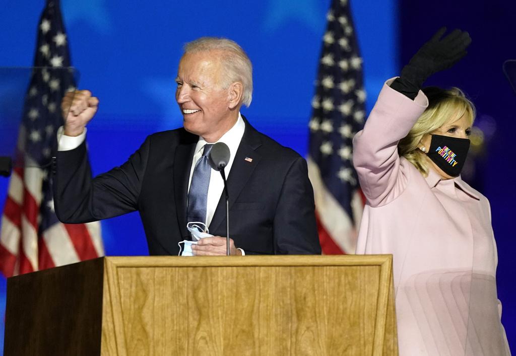 Biden: Numërimi po përfundon, ne jemi fituesit