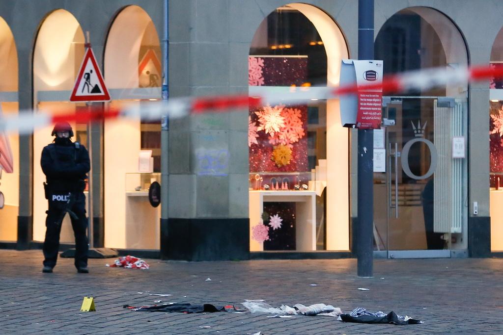 Sulmi në Gjermani  raportohet se 4 persona kanë humbur jetën