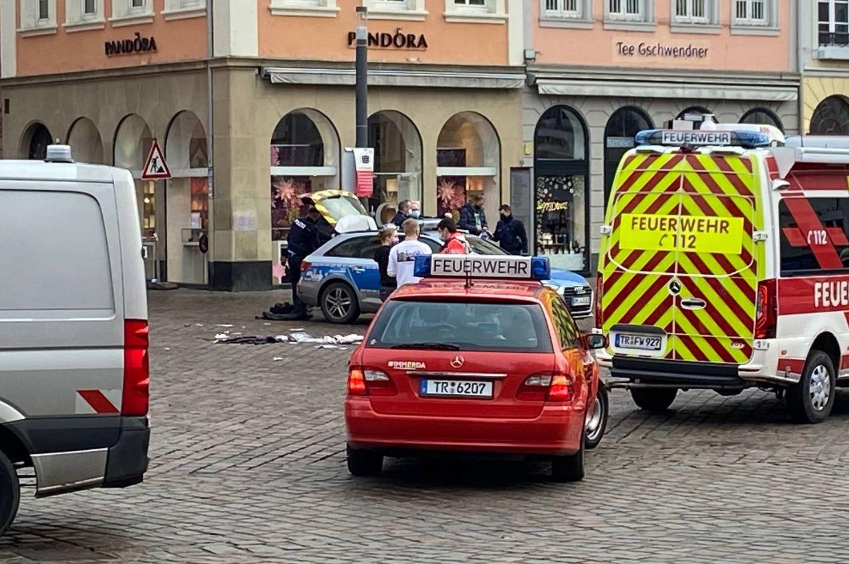 Hyn me makinë në zonën e këmbësorëve  konfirmohen disa viktima