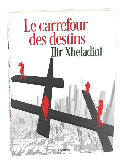 Ilir Xheladini vjen me romanin e tij të dytë në gjuhën frënge