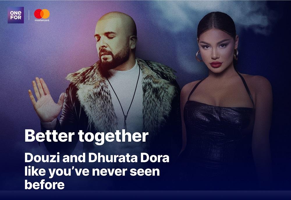 Dhurata Dora dhe Douzi me koncerte unike ndërkombëtare