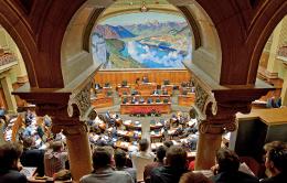 Les Albano-suisses et les élections 2015