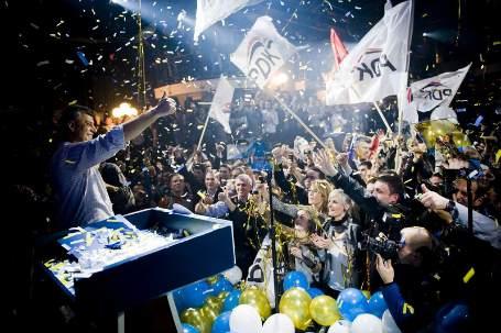 KQZ: PDK-ja e Hashim Thaçit prin me 33 5 për qind - Albinfo