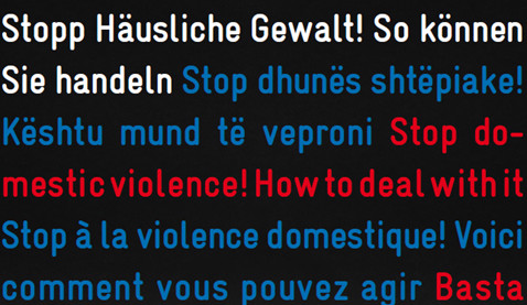 häusliche gewalt zeuge