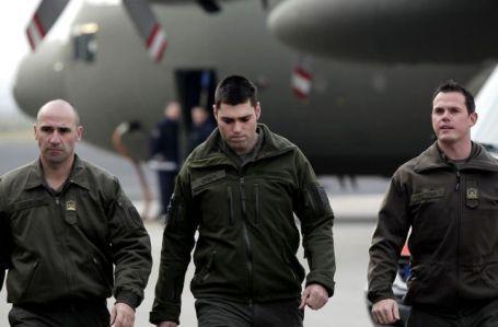 Infektohet me Covid  19 ushtari austriak i KFOR IT  niset menjëherë për Salzburg